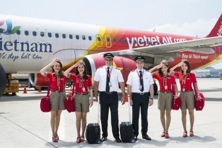 Dịch COVID-19: Ngăn đà tăng của cổ phiếu hàng không