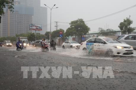 TP.HCM tính cách xóa điểm nóng ngập lụt Nguyễn Hữu Cảnh