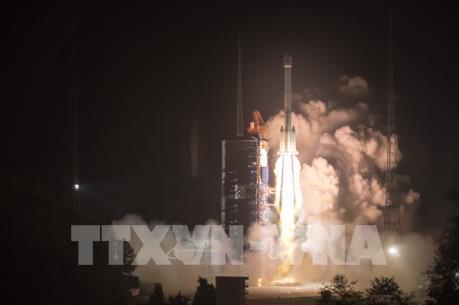 Trung Quốc đưa vệ tinh định vị Bắc Đẩu mới vào không gian