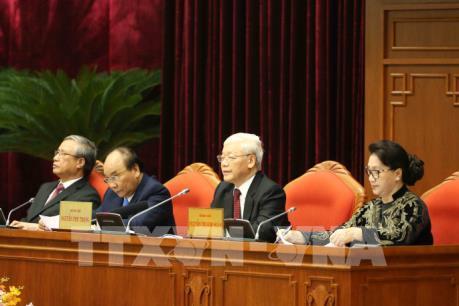 Bế mạc Hội nghị lần thứ 10, Ban Chấp hành Trung ương Đảng khóa XII