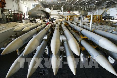 Mỹ thông qua thương vụ bán tên lửa phòng không cho Hàn Quốc và Nhật Bản