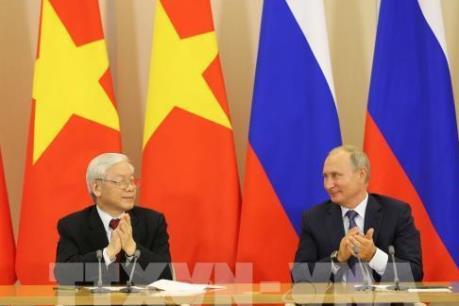 Quan hệ đối tác chiến lược toàn diện Việt Nam - Nga đi vào thực chất