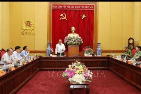 Phó Thủ tướng Trương Hoà Bình: Thu hồi tài sản tham nhũng chưa đáp ứng yêu cầu