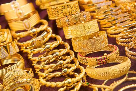"""Tuần """"hụt hơi"""" của thị trường vàng trong nước"""