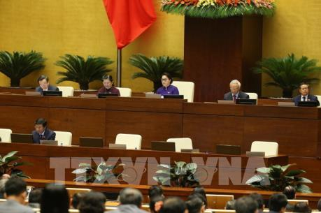 Kỳ họp thứ 7, Quốc hội khóa XIV: Kiên định mục tiêu, củng cố nền tảng vĩ mô