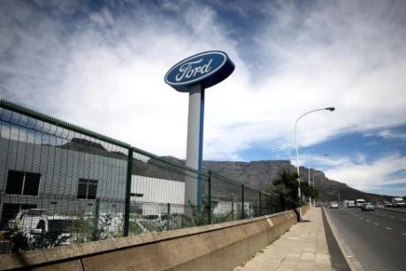 Ford đẩy mạnh hoạt động tại Trung Quốc
