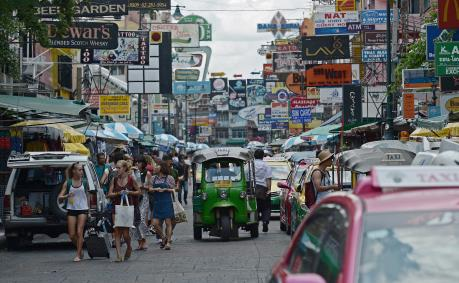 Kinh tế Thái Lan tăng trưởng thấp nhất trong 4 năm gần đây