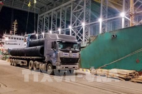 Hòa Phát xuất khẩu 6.000 tấn thép cuộn sang Nhật Bản