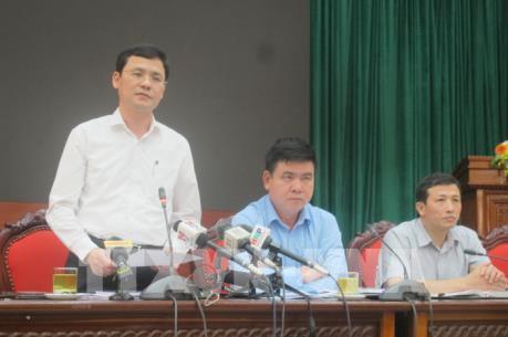 Hà Nội thông tin về vụ việc Công ty Nhật Cường