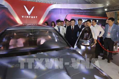 Phó Thủ tướng: Chung tay nâng cao giá trị thương hiệu hàng Việt Nam