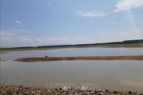 Nhiều sai phạm trong nạo vét, cải tạo hồ Sông Hỏa