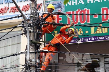 Điện lực Lào Cai chủ động ứng phó với nắng nóng kéo dài
