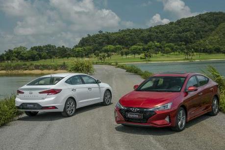 Chi tiết Hyundai Elantra 2019 vừa ra mắt thị trường Việt Nam