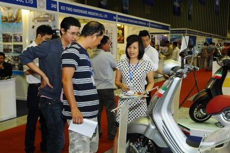 Ngày 23/5 sẽ khai mạc triển lãm Saigon Autotech & Accessories lần 15