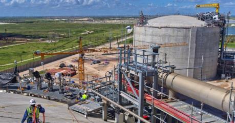 Aramco ký thỏa thuận sơ bộ mua lượng lớn khí đốt của Mỹ