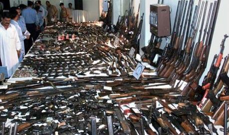 Na Uy phát hiện hoạt động buôn lậu vũ khí quy mô lớn