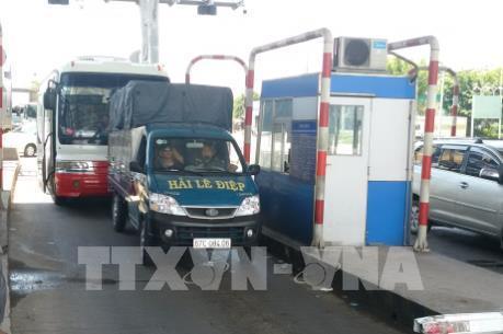 Phê duyệt giảm 50% giá vé cho 334 phương tiện qua trạm BOT T2