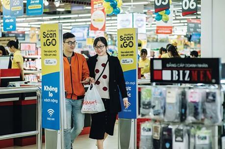 Siêu thị ảo lần đầu tiên xuất hiện tại Việt Nam
