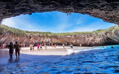 Mexico giữ vị trí số 1 châu Mỹ về bãi biển sạch đẹp