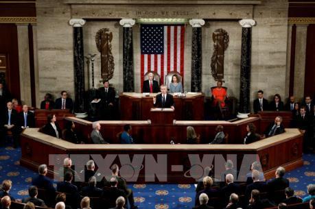 Thượng viện Mỹ công bố dự luật chi tiêu quốc phòng năm 2020