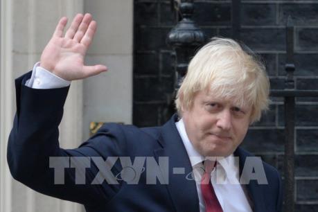 Cựu Ngoại trưởng Boris Johnson tuyên bố tranh chức Thủ tướng Anh