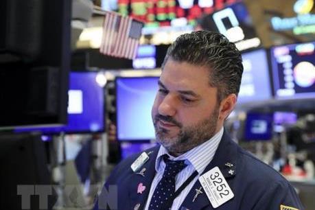 Chỉ số Dow Jones ghi dấu chuỗi giảm dài nhất trong 8 năm qua