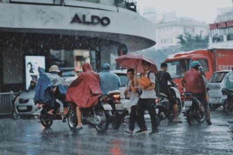 Dự báo thời tiết 10 ngày tới: Các khu vực trên cả nước có mưa rào và dông