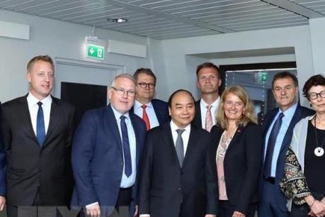 Thủ tướng tiếp các tập đoàn hàng đầu Na Uy