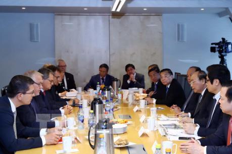 Hà Nội muốn hợp tác với Na Uy trong phát triển và quản lý đô thị