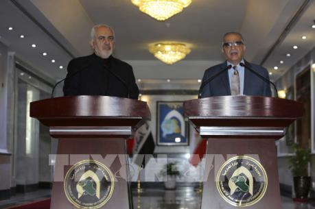 Iraq đề xuất làm trung gian hòa giải giữa Iran và Mỹ