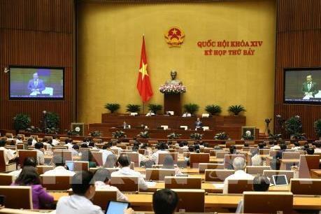 Ngày 27/5, Quốc hội thảo luận về thực thi chính sách sử dụng đất đô thị