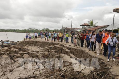 Động đất mạnh tại Peru làm nhiều người thương vong