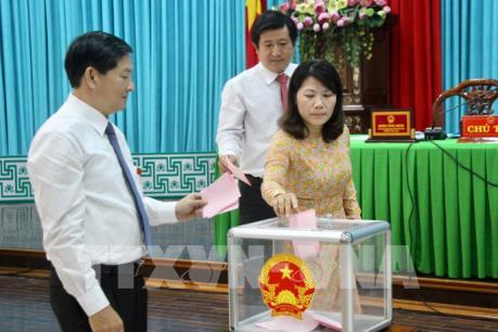Ông Nguyễn Thanh Bình được phê chuẩn làm Chủ tịch UBND tỉnh An Giang