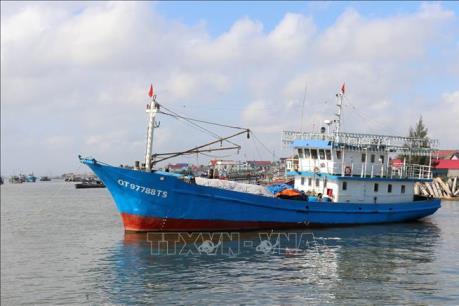 Chống khai thác trái phép: Bến Tre kiểm soát tàu cá xuất nhập bến