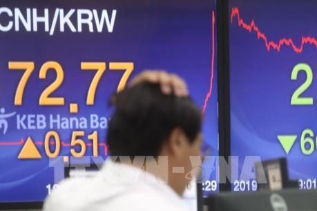 Các thị trường chứng khoán châu Á tiếp tục tăng điểm