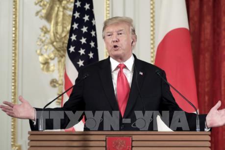 Tổng thống Mỹ kêu gọi Triều Tiên nắm bắt cơ hội từ phi hạt nhân hoá