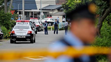 Tấn công bằng dao tại Nhật Bản làm nhiều học sinh bị thương