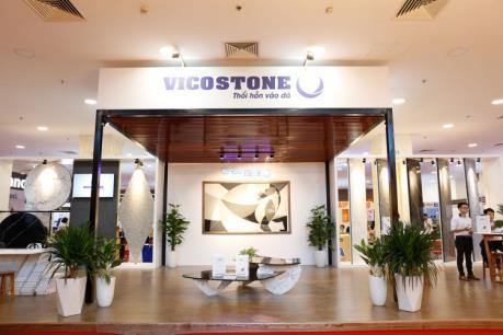 Vicostone tạm ứng cổ tức đợt 1/2019 tỷ lệ 20%