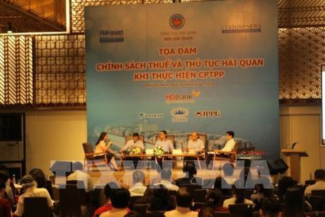 Gỡ chính sách thuế và thủ tục hải quan khi tham gia Hiệp định CPTPP