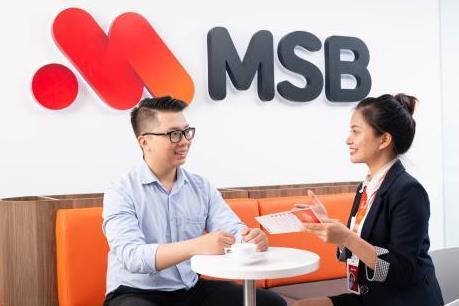 Ưu đãi cộng lãi suất tiết kiệm tới 0,4% từ sản phẩm kết hợp giữa MSB và Bảo Việt