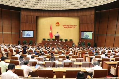 Hôm nay, Quốc hội họp bàn về những nội dung gì?
