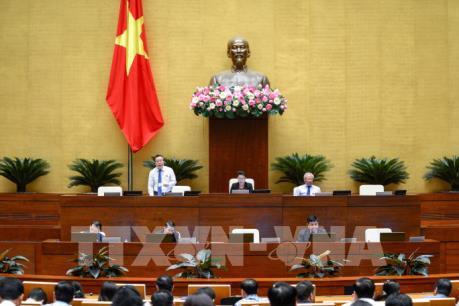 Thông cáo số 7, Kỳ họp thứ 7, Quốc hội khóa XIV