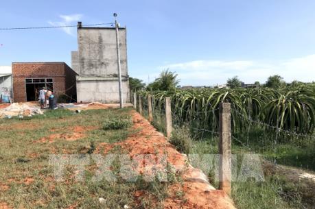 Phức tạp thị trường bất động sản ở tỉnh Bình Thuận