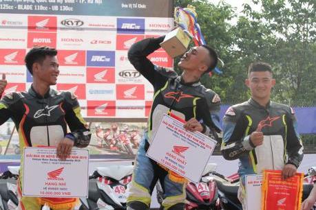 Giải đua xe mô tô Việt Nam 2019 không phụ sự kỳ vọng của các khán giả