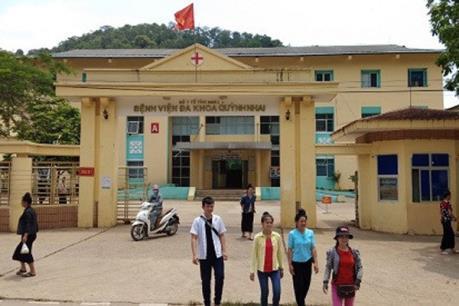 Khởi tố kỹ thuật viên Bệnh viện đa khoa Quỳnh Nhai về tội hiếp dâm