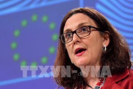 Đàm phán thương mại Mỹ và EU đã đạt được tiến triển