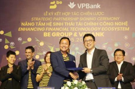 BE GROUP hợp tác cùng VPBank nâng tầm Hệ sinh thái tài chính công nghệ