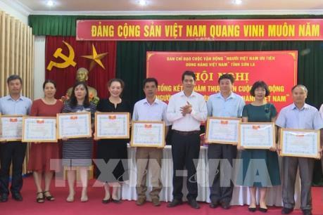 Sơn La: Tỷ lệ hàng Việt chiếm 75% tại các chợ truyền thống, cửa hàng bán lẻ