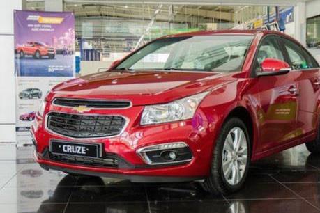 VinFast triệu hồi gần 7.600 xe Chevrolet Cruze và Orlando