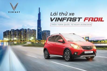 VinFast sẽ bàn giao lô xe Fadil đầu tiên vào giữa tháng 6 với quy mô lớn